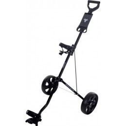 Fastfold Basic 2-wiel golftrolley (zwart) FF4103010 FastFold Golftrolleys