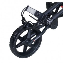 Fastfold Square golftrolley - compacte golfkar (zilver) FF4900290 FastFold Golftrolleys