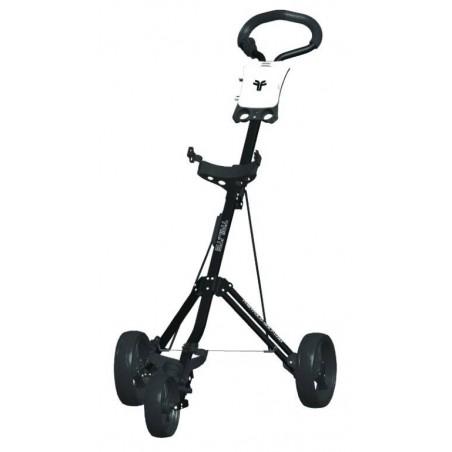 Fastfold Trilite basis 3-wiel golftrolley (zwart) FF4209300 FastFold Golftrolleys