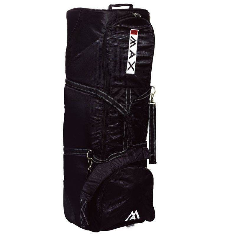 Big Max Atlantis TC golf reishoes (zwart)