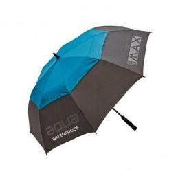 Big Max Aqua UV golfparaplu (grijs/kobalt)