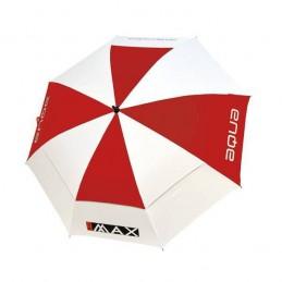 Big Max Aqua XL UV golfparaplu (wit/rood)