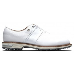 FootJoy Dryjoys Premiere Packard heren golfschoen (wit) 53908 Footjoy HEREN