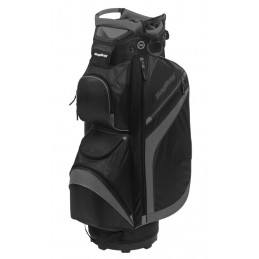BagBoy DG-Lite II golf cartbag met Top-Lock (zwart-grijs) BB-DGL2-C BagBoy Golf Golftassen