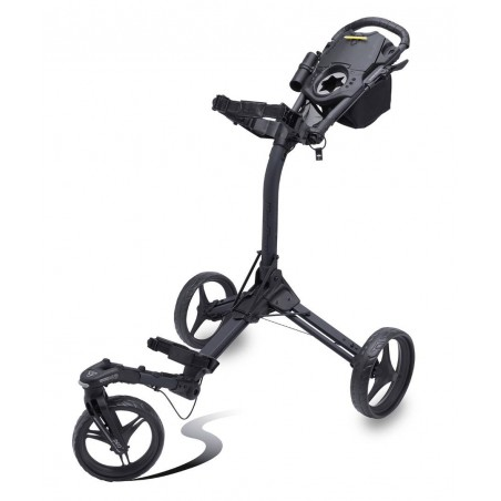 BagBoy Tri-Swivel II golftrolley met zwenkwiel