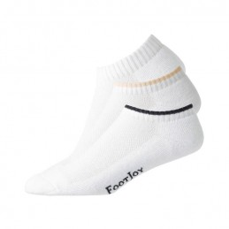 Footjoy ComfortSof Low Cut dames golf enkelsokken 3-paar 14322D Footjoy Golf sokken
