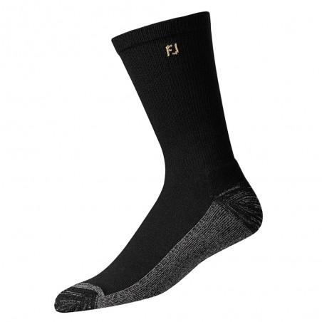 FootJoy ProDry Crew heren golfsokken 2-paar (zwart)
