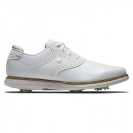Footjoy Traditions dames golfschoen (wit) 97906 Footjoy Golfschoenen