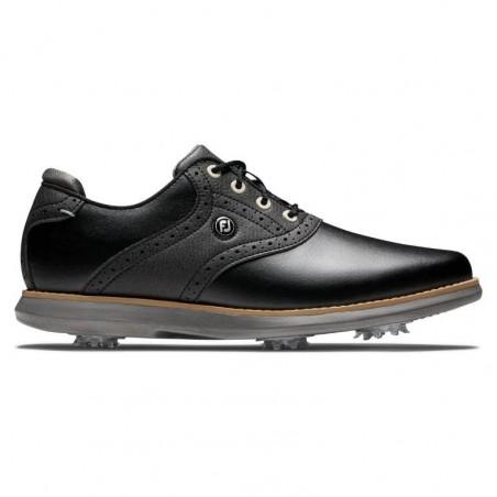 Footjoy Traditions dames golfschoen (zwart)