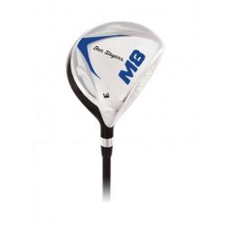 Ben Sayers M8 rechtshandige heren golfset met stalen shafts (stand bag) G6404 Ben Sayers Golf Golfsets