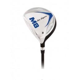 Ben Sayers M8 linkshandige heren golfset met stalen shafts (stand bag) G6410 Ben Sayers Golf Golfsets