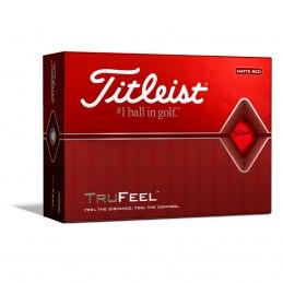 Titleist TruFeel golfballen...
