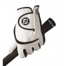 FootJoy Junior golfhandschoen - links (wit/zwart) 65932E Footjoy Golfhandschoenen