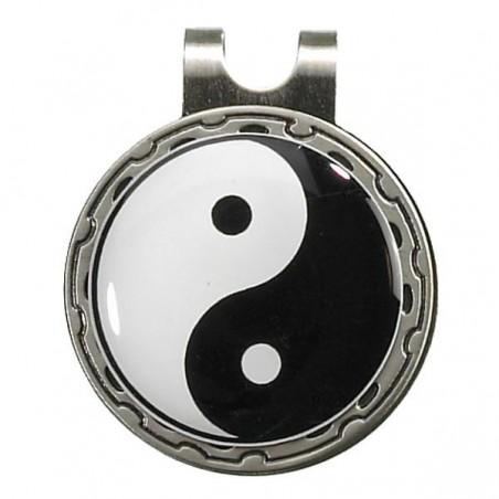 Magnetische marker op hatclip - YingYang (1 stuks)