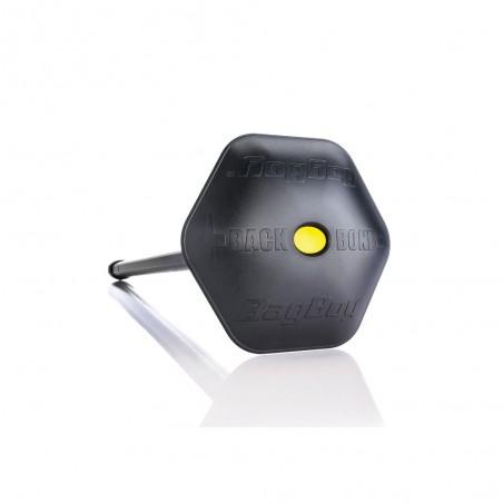 BagBoy Backbone beschermstang voor uw golfreistas (zwart)