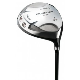 Silverline Champion X-24 titanium golf driver graphite rechtshandig 24112WR Silverline Golf Golfclubs