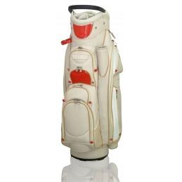 Lanig Son Vida golftas (wit) LG101807 Silverline Golf Golftassen
