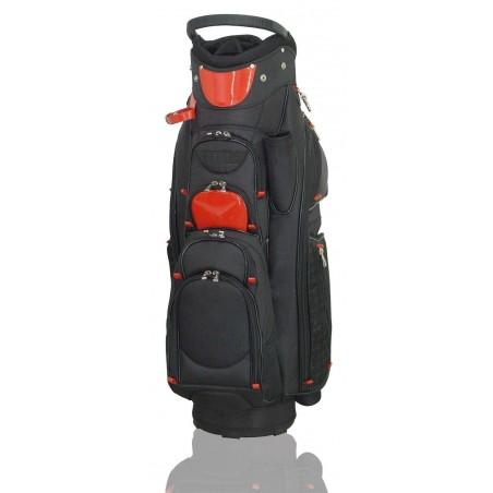 Lanig Son Vida golftas (zwart) LG101802 Silverline Golf Golftassen