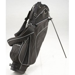 Silverline Sydney golf Standbag (zwart) 180605 Silverline Golf Golftassen