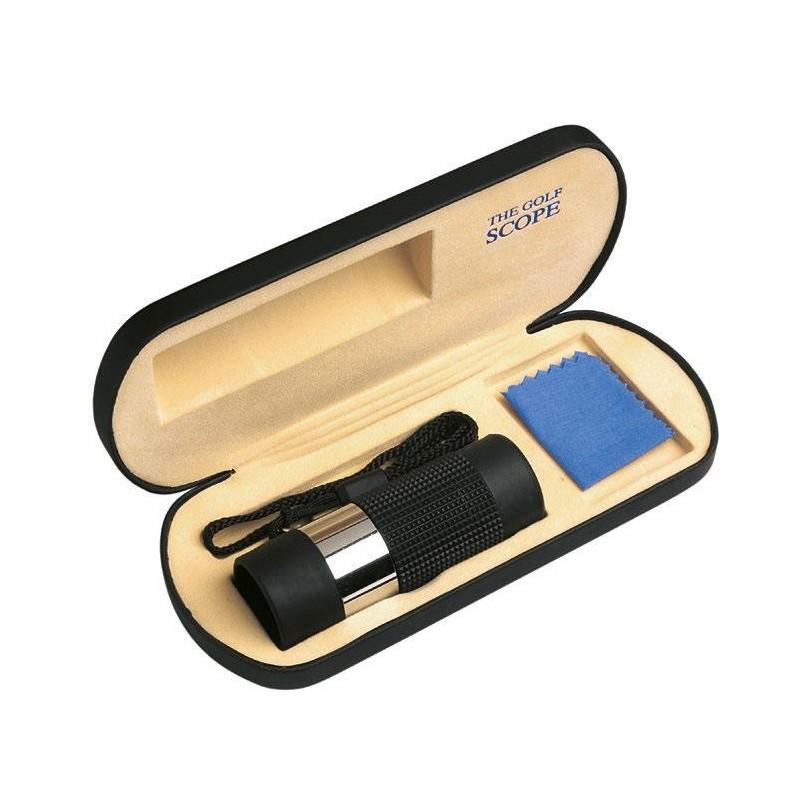 Silverline golf telescoop / afstandsmeter (zwart) 1344 Silverline Golf Golfcadeaus