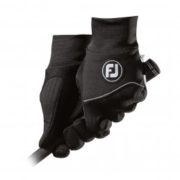 FootJoy WinterSof golf winterhandschoenen heren (zwart) 66967 Footjoy Winter handschoenen