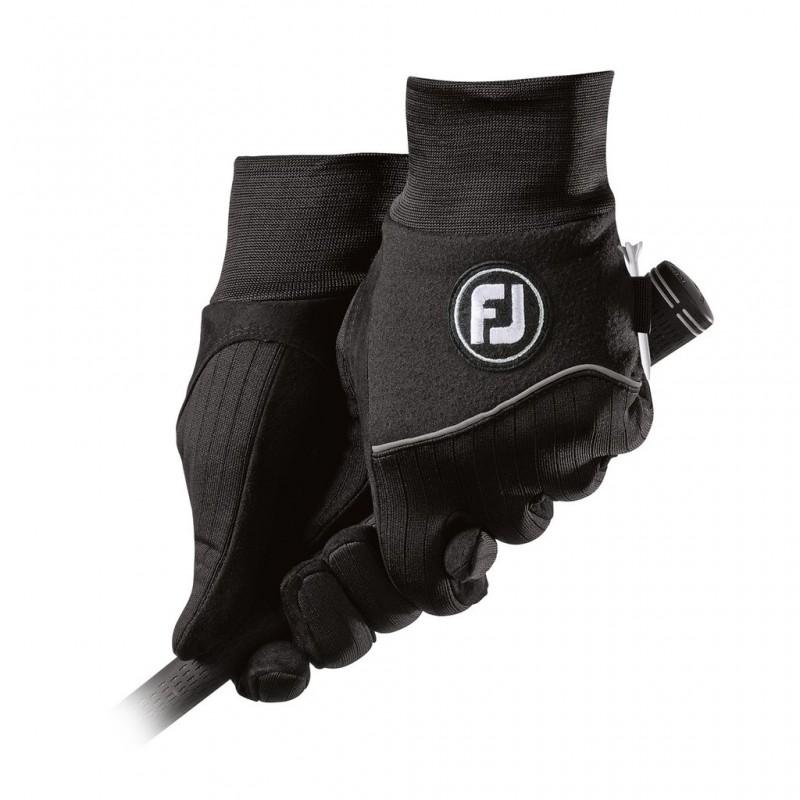 FootJoy WinterSof golf winterhandschoenen heren (zwart) 66967E Footjoy Winter handschoenen