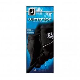 FootJoy WinterSof golf winterhandschoenen dames (zwart) 66979E Footjoy Golfhandschoenen