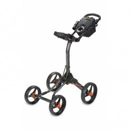 BagBoy Quad XL golftrolley (zwart)