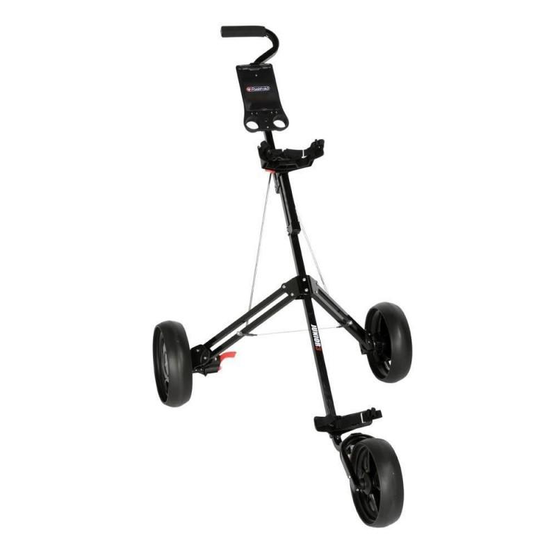 Fastfold Junior golftrolley (zwart) FF4100201 FastFold Golftrolleys