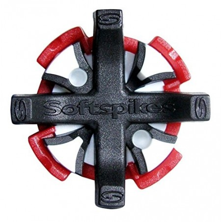 Softspikes Black Widow Tour golfspikes (fast twist) TS6304001  Softspikes Losse spikes