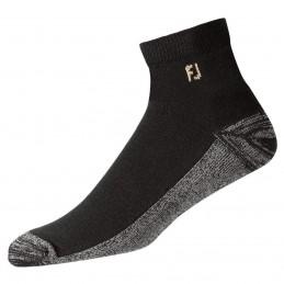 FootJoy ProDry Quarter heren golfsokken (zwart)