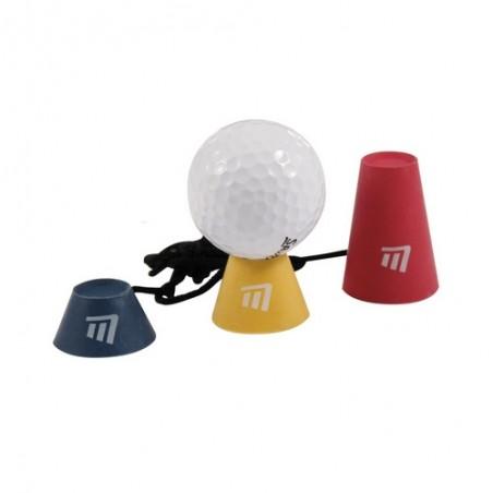 Masters Jumbo Pyramid Winter tees (3 stuks) ZDTE0000 Masters Golfaccessoires