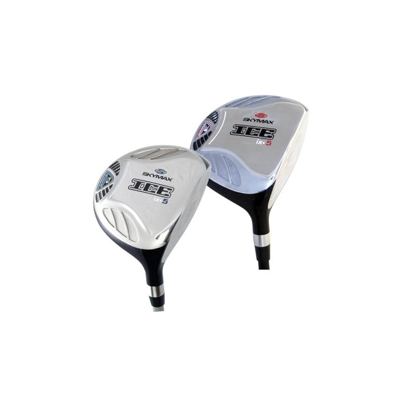 SkyMax IX-5 ICE fairway wood 3 voor dames (linkshandig) SX7000010 SkyMax Golf Fairway