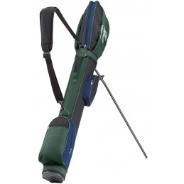 Silverline golf Sunday Pencilbag (zwart/blauw/groen) 1769 Silverline Golf Golftassen