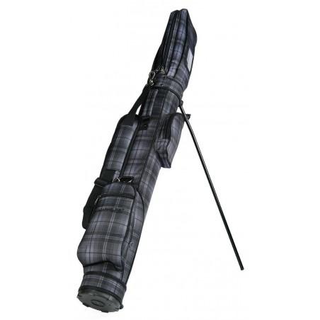 Silverline golf Sunday Pencilbag Schotse ruit (zwart) 176946 Silverline Golf Golftassen
