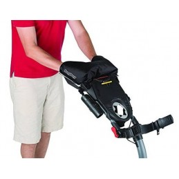 BagBoy winter golfhandschoenen (handwarmers zwart) BB12740 Clicgear Golf Golfwanten