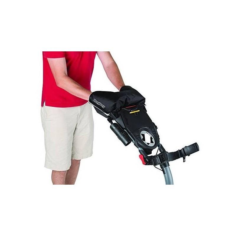 BagBoy trolley handwarmers (handwarmers zwart) BB12740 BagBoy Golf ACCESSOIRES