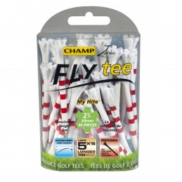 Champ FLYtee My Hite 2 3/4 inch 69mm tees 153272 Champ Golfspikes Golfaccessoires