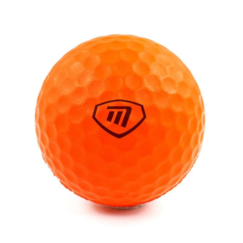 Masters LiteFlite Oefenballen 6 stuks (oranje) ZDGB0005 Masters Golf oefenmateriaal
