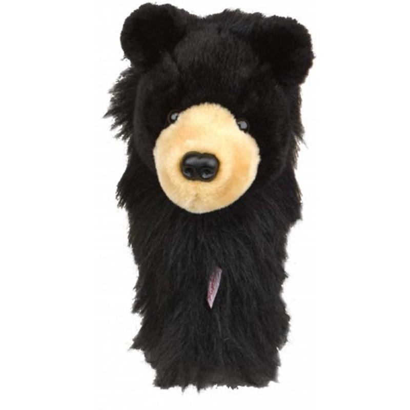 Daphne's Headcover Black Bear Black Bear Daphne's Headcovers Golfcadeaus