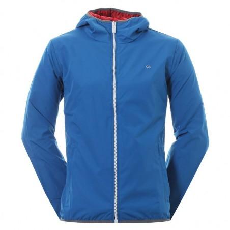 Calvin Klein golf wind jacket (blauw)