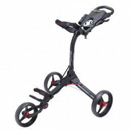 BagBoy Compact 3 golftrolley 2019 (matzwart/rood) BB71746EU BagBoy Golf Golftrolleys € 259,95