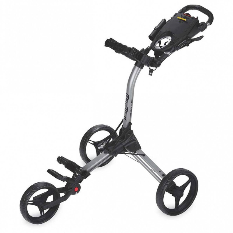 BagBoy Compact 3 golftrolley (grijs)  BagBoy Golf Golftrolleys