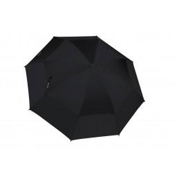 BagBoy Double Canopy golfparaplu (zwart) BB15851 BagBoy Golf Regen artikelen