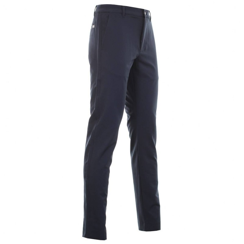 FootJoy Performance slim fit heren golfbroek (marineblauw) 90168 Footjoy Golfkleding