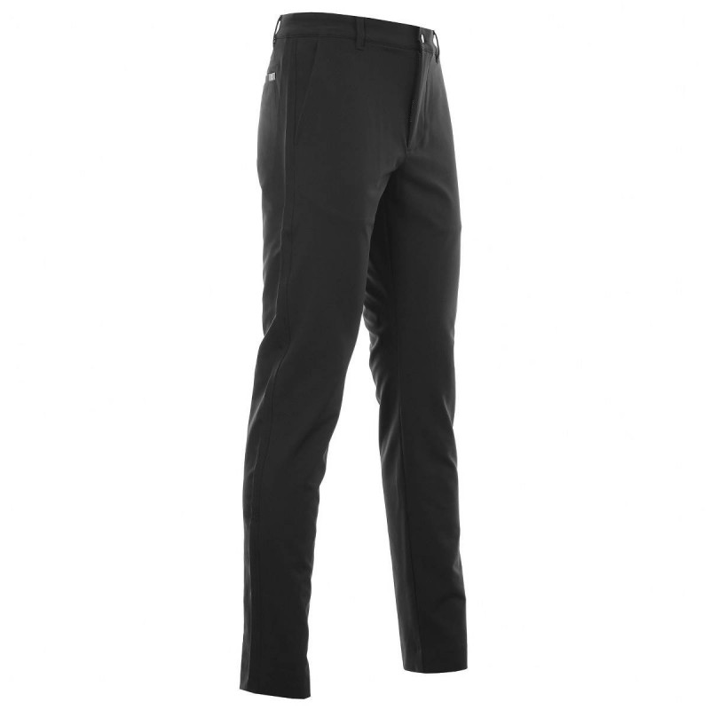 FootJoy Performance slim fit heren golfbroek (zwart) 90169 Footjoy Golfkleding