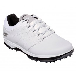 Skechers Go Golf Pro V.4 heren golfschoen (wit) 54535 WBK Skechers Go Golf Golfschoenen