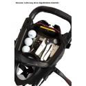 BagBoy Nitron volautomatisch uitklapbare golftrolley (donkergrijs) BB72011 BagBoy Golf Golftrolleys