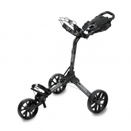BagBoy Nitron volautomatisch uitklapbare golftrolley (donkergrijs) BB72011 BagBoy Golf Golftrolleys