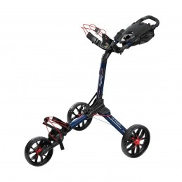 BagBoy Nitron volautomatisch uitklapbare golftrolley (marineblauw) BB72015 BagBoy Golf Golftrolleys